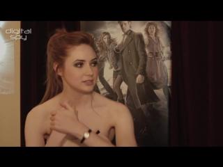 2011: Карен Гиллан для Digital Spy
