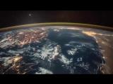Фантастическое видео из космоса: наступление рассвета на Земле