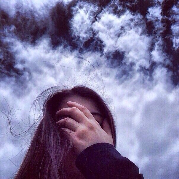 Сентября, картинки девушка плачет без лица