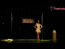 Freelady Pole Dance Show 2016. Pole Dance. Сергеева Роксолана