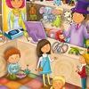 Порадуйте своего малыша:игрушки,книги,творчество