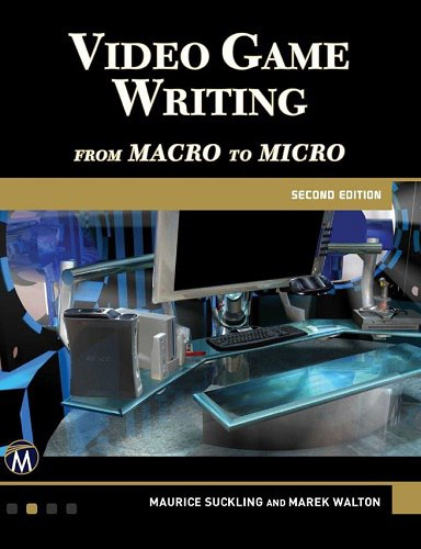 Video Game Writing: From Macro