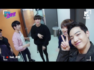 [OTHER] GOT7 - Hard Carry (So Cute Ver.) @ 1theK