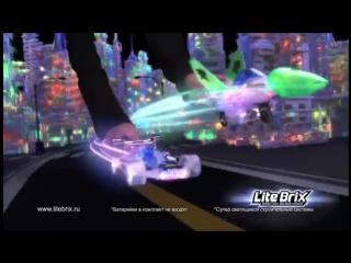 Lite Brix светящиеся конструкторы