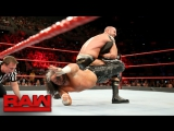 [WWE QTV]Мандей Найт[Raw]☆[2 out of 3 Falls[Sheamus Cesaro vs The Hardy Boyz]☆[Шеймус и Сезаро про Джеффa Харди Мэтта Харди[720