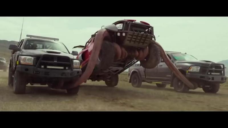 Монстр-траки - Русский Трейлер (2017)