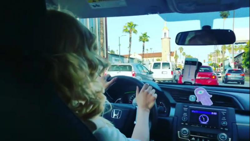 Поездка на Голливудские холмы