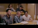 """""""Первое свидание"""" с Blink-182 и Linkin Park"""