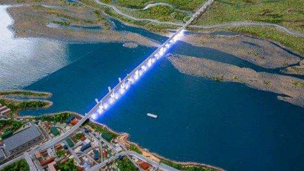 Еврейская АО и Китай планируют построить мост через АмурДелегация из