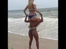 ponygirl shoulder ride training
