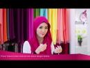 Neng Geulis Hijab Tutorial 8 Helena Cotton Hoodie