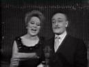 ♫ Totò e Mina Mazzini ♪ L'uomo per me Baciami Soli Studio Uno 1965 ♫
