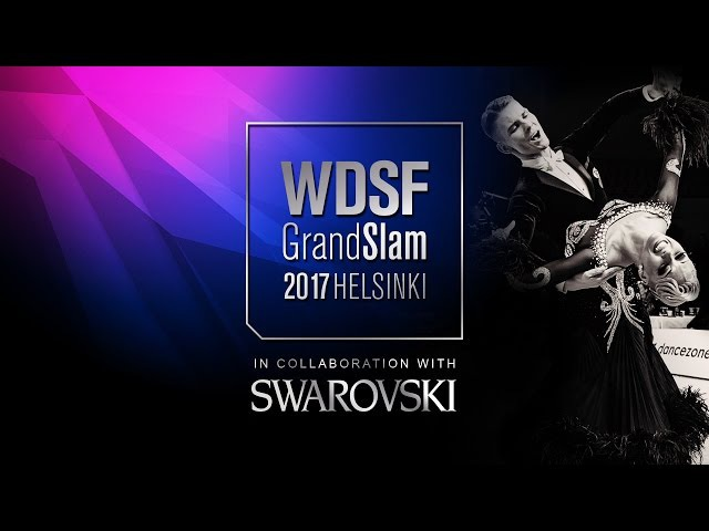 Brzozowski - Mozdzonek, POL   2017 GS STD Helsinki   R2 SF   DanceSport Total