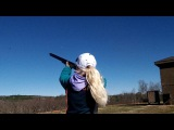 10 year old girl shoots perfect round of Skeet 25/25