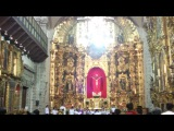 Easter 2017 - joyful songs in the temple of Mexico city