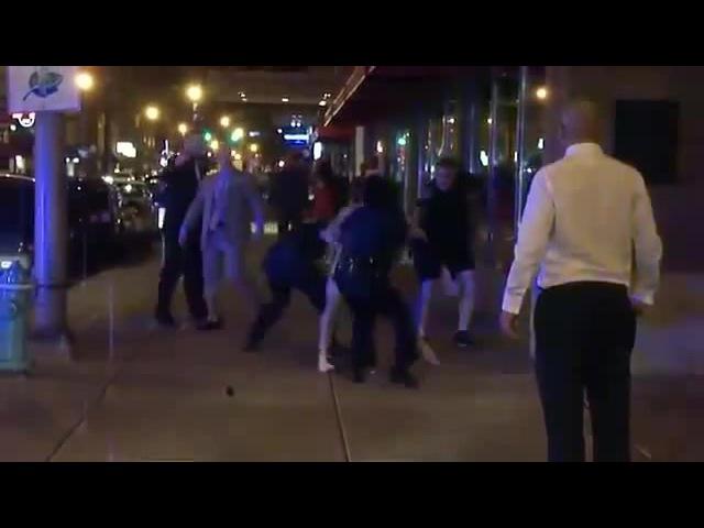 NUDE NINJA GURU vs Police