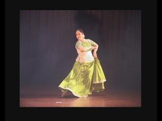 Kathak - Jayshree Acharya { Tarana }