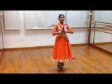 Monishah, Student of Guru Ms.Jyotika Joshi from Singapore Indian Fine Arts Society