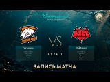 Virtus.pro G2A  vs Hellraisers, The International 2017, Групповой Этап, Игра 1