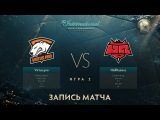 Virtus.pro G2A vs Hellraisers, The International 2017, Групповой Этап, Игра 2