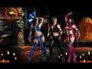Mortal kombat 9 komplete edition мортал комбат 9 комбо всех персонажей