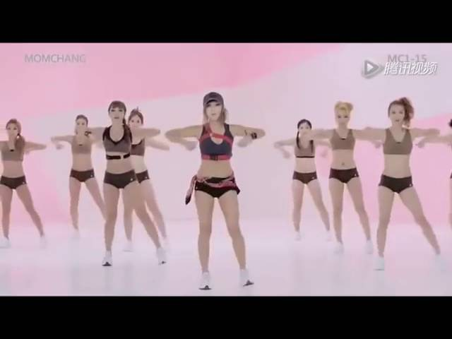 Aerobic exercise to lose weight fast at home ★ Jung Da yeon Figure Robics ★