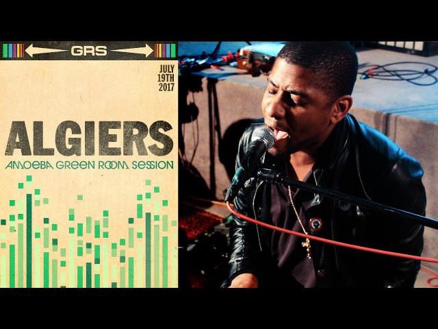 Algiers Amoeba Green Room Session