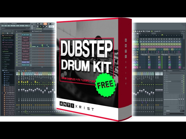 PROFESSIONAL DUBSTEP SAMPLE PACK (Free Download)