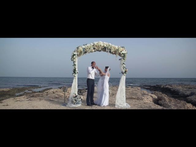 Красивая свадьба на Кипре. Айа-Напа