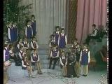 Крестики-нолики. БДХ и Таисия Калиниченко, 1974.