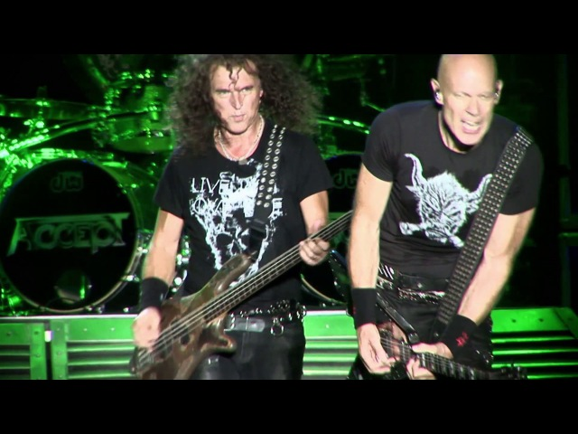 ACCEPT - Pandemic - Restless And Live - 2017