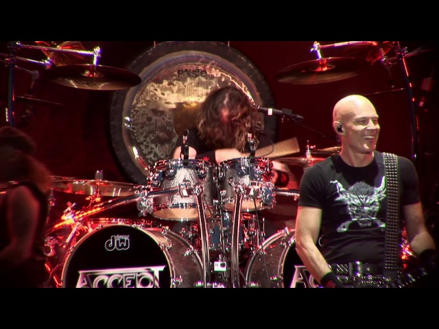 ACCEPT - Stampede - Restless And Live - 2017