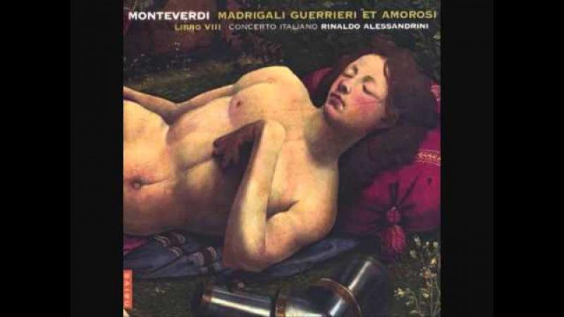 Monteverdi - Lamento della ninfa (Alessandrini)