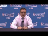 Scott Brooks Postgame Interview | Celtics vs Wizards | Game 3 | May 4, 2017 | NBA Playoffs