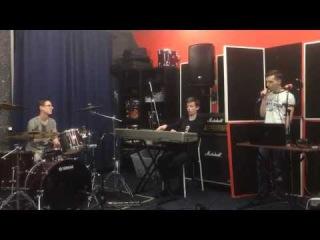 Grateful grapefruit - Зимняя вишня (Live Improvisation / Анжелика Варум Cover)