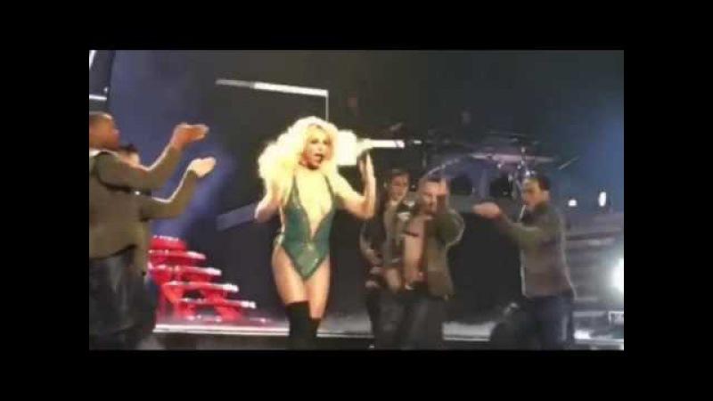 Britney Spears in Las Vegas Бритни Спирс в Лас Вегасе