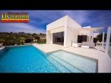 Элитная недвижимость в Испании, новая Вилла в Испании на побережье Коста Бланка