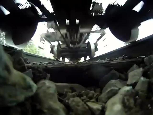 Stress on Railway Slider