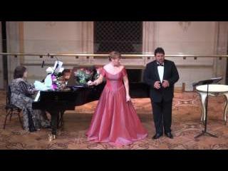 Сцена Марины Мнишек и Самозванца из оперы «Борис Годунов»