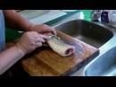 Женщина отрезала рыбе голову и выпотрошила её, и тут произошло нечто поразительное!
