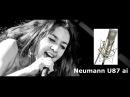Neumann U 87 Ai soundtest. Female vocal. Halo (Beyonce) - Irina Semchuk