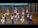 Ансамбль народного танца Огоньки - Белый лебедь (Конкурс Сибирские Мотивы)