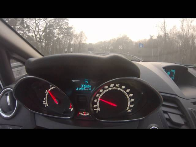 Ford Fiesta REVO ST - 215PS - Acceleration - 60-250KMH