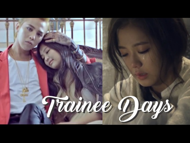 BLACKPINK PREDEBUT | TRAINEE DAYS [ENG]