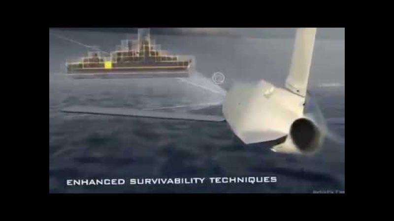 US NAVY MOST FEARED WEAPON AGM 158C LRASM Long Range Anti Ship Missile