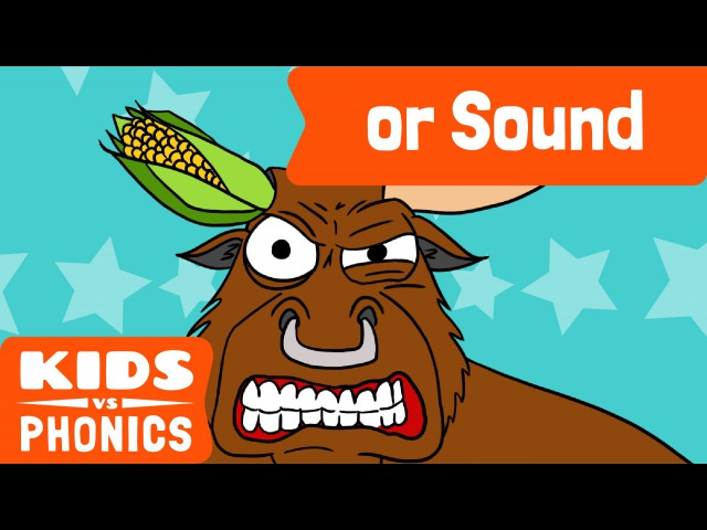 Or | Fun Phonics | How to Read | Made by Kids vs Phonics