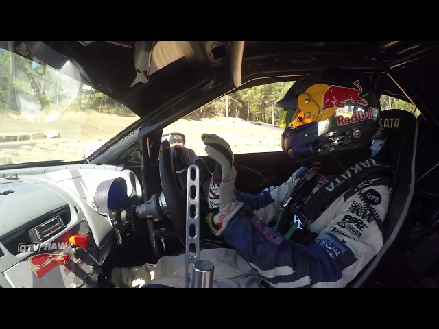 OTV RAW Mad Mike Red Bull Mazda RX8 20b - Leadfoot Festival 2017