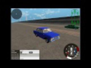 DeamNG Drive гонки 1