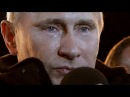 Putin has started crying when he heard anthem of Russia!