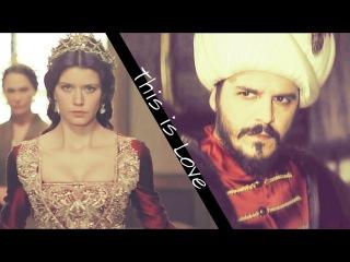 ►Mehmet Gunsur & Beren Saat & Burak Ozcivit   bu aşk (turkish version) (crossover) (AU)